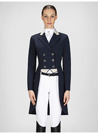 Tailcoat 2-in-1 style RRP £250 Equetech Ultima Quick-Change Dressage Jacket
